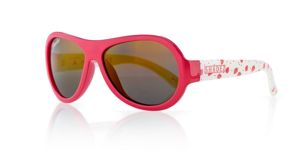 Designer Aviator - Strawberry Red