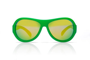 Aviators - Green (0-3 / 7-12 yrs)