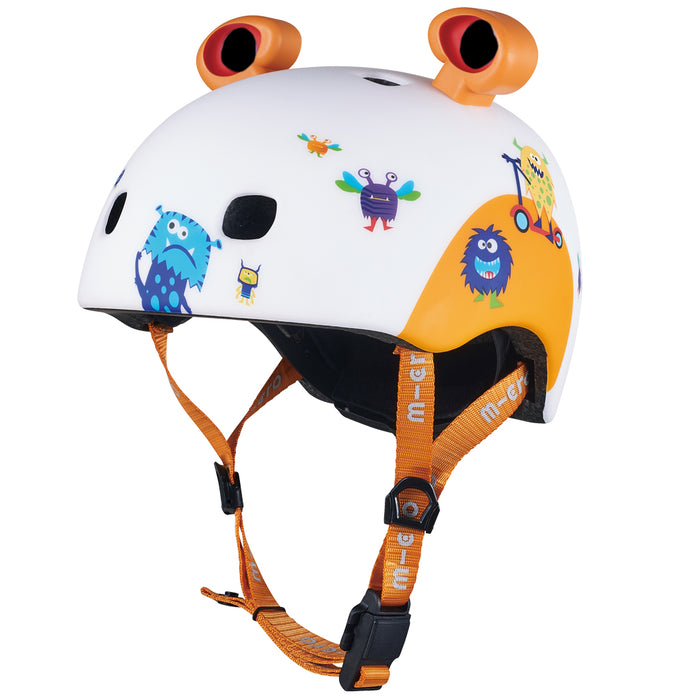 MICRO Helmet PC - 3D Monster Matt - Sizes: XS / S