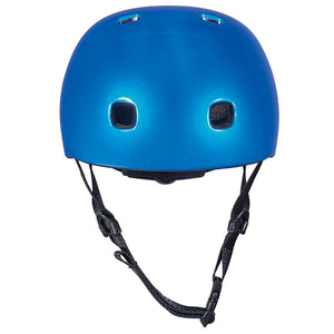 MICRO Helmet PC - Dark Blue Metallic Glossy - Sizes: S / M