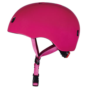 MICRO Helmet PC - Raspberry Glossy - Sizes: S / M