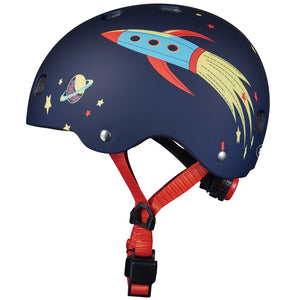 MICRO Helmet PC - Rocket Matt - Sizes: XS / S
