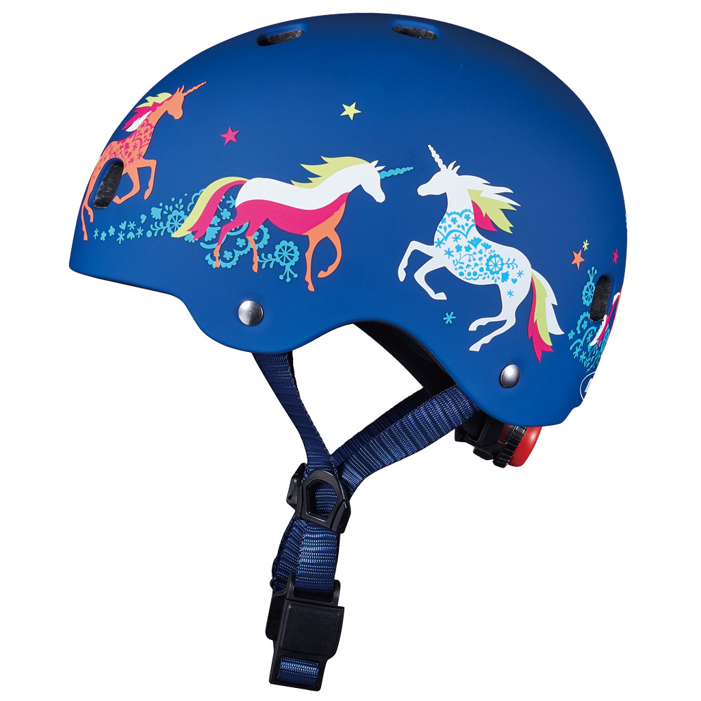 MICRO Helmet PC - Unicorn Matt - Sizes: XS / S / M