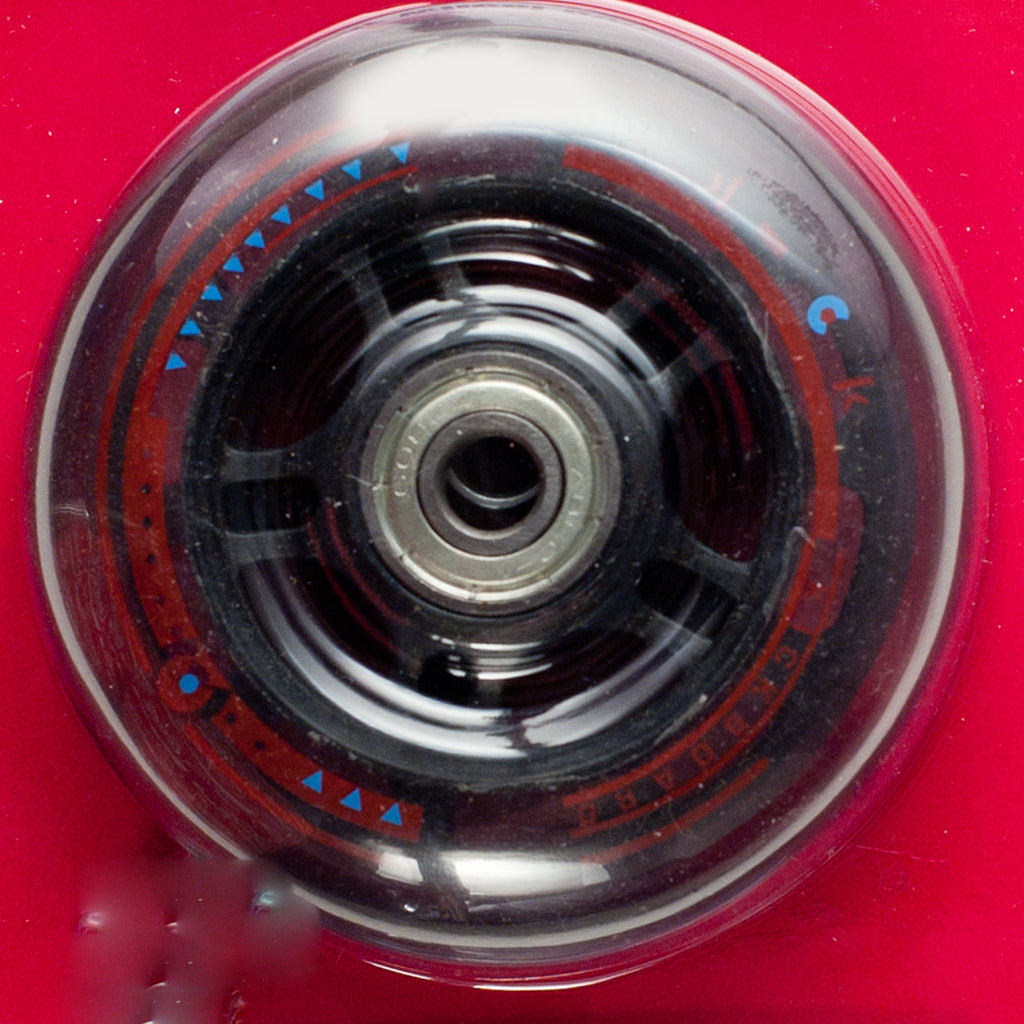 MICRO Wheel 80mm Clear