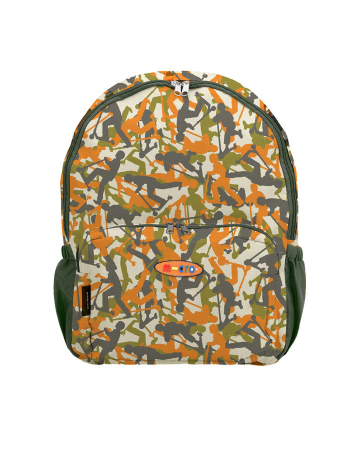 MICRO Backpack/Lunch Bag- Camo