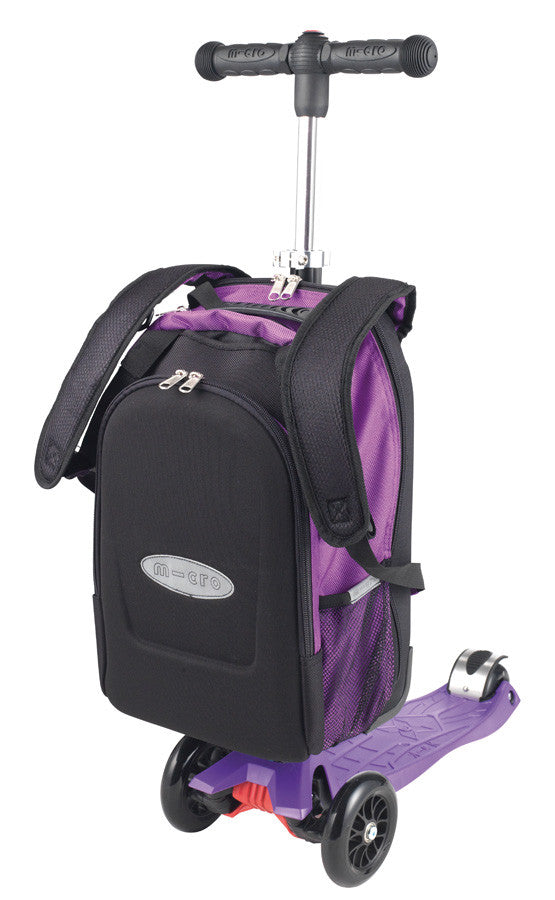 Maxi Micro 4-in-1 Kickboard - Purple