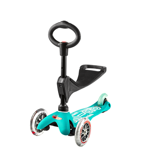 Mini MICRO 3-in-1 Deluxe Kickboard