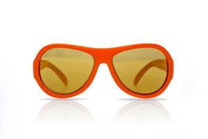 Aviators - Orange (0-3 / 3-7 / 7-12 yrs)
