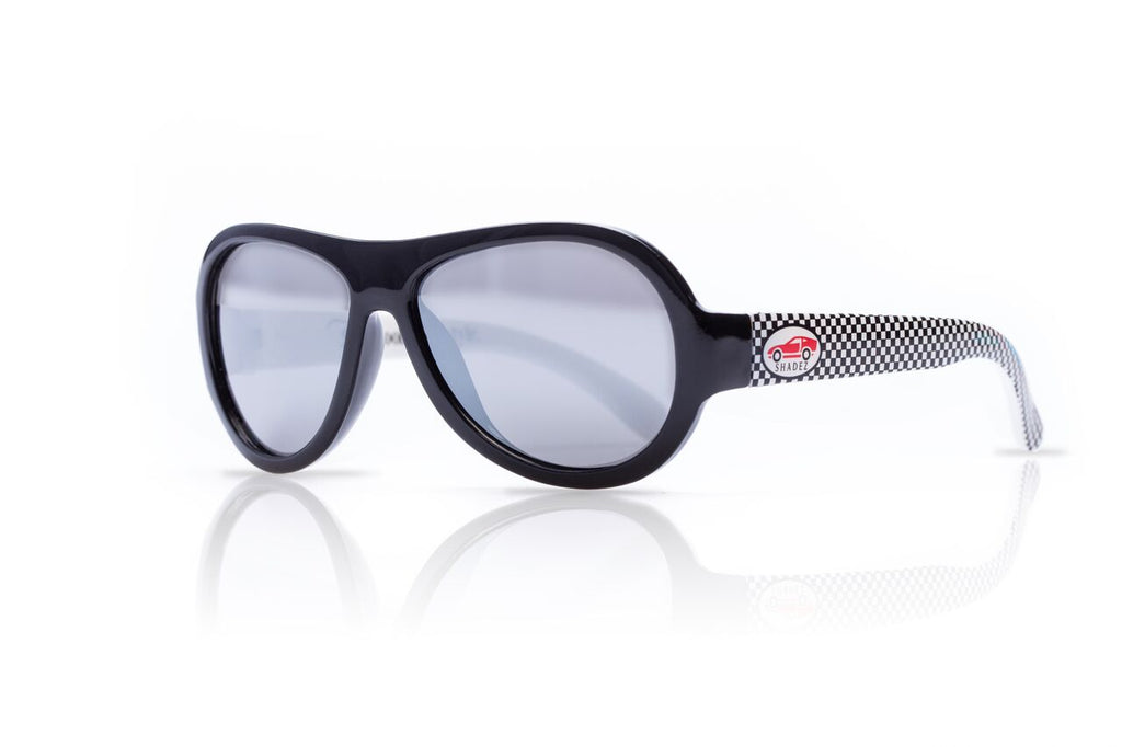 Designer Aviator - Rapid Racer Black