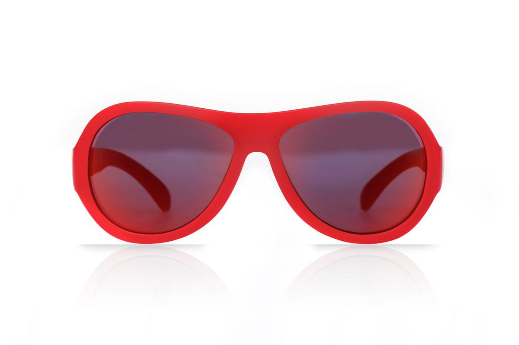 Aviators - Red (0-3 / 3-7 / 7-12 yrs)
