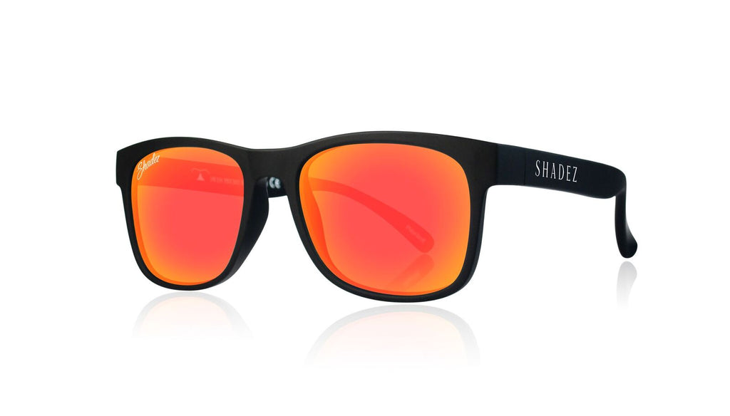 Polarized - Black / Red