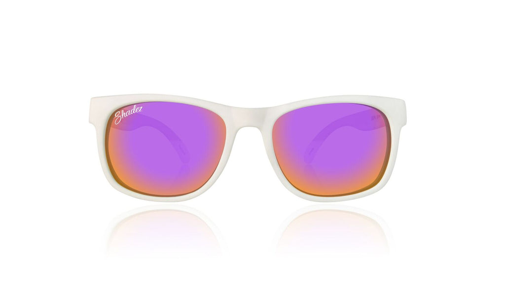 Polarized - White / Purple