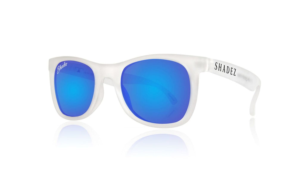 Polarized - Transparent / Blue