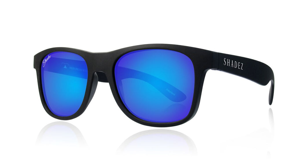 Polarized - Black / Blue