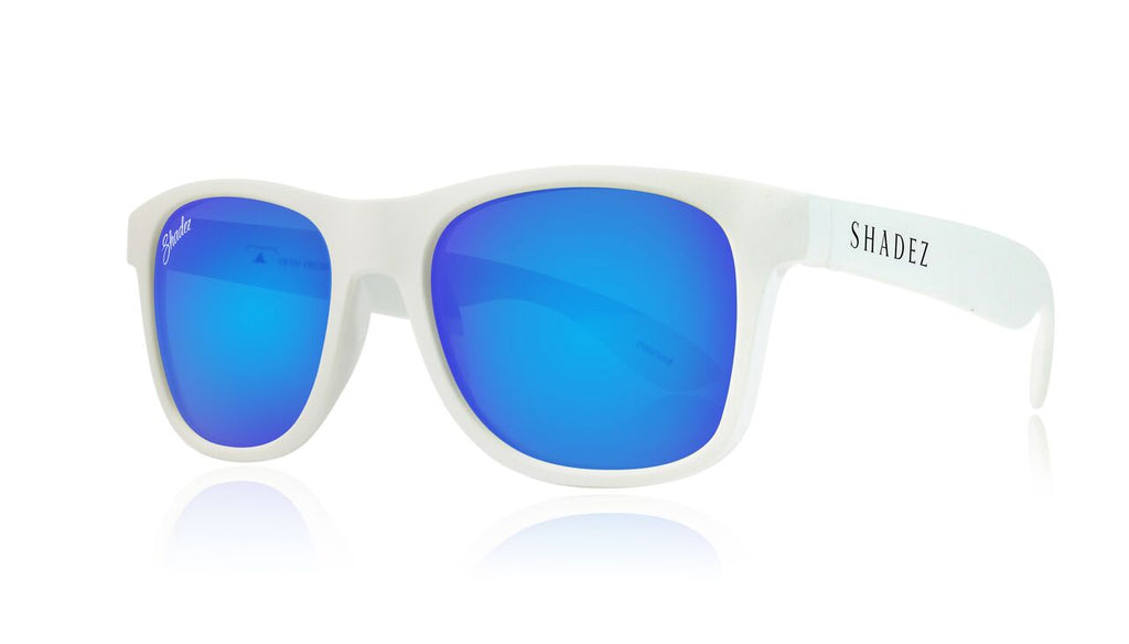 Polarized - White / Blue