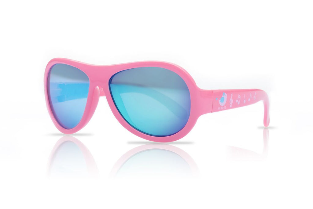 Designer Aviator - Song Bird Pink (0-3 yrs)