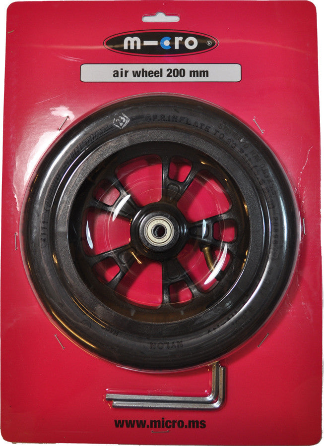 Micro Wheel Air-Filled 200mm