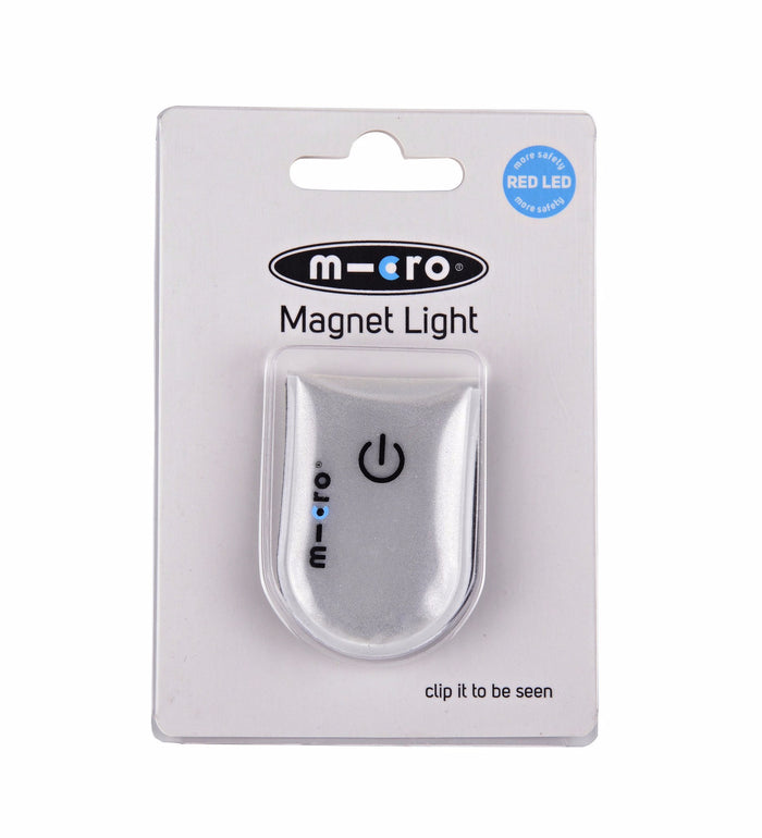 MICRO Red LED Magnet Light