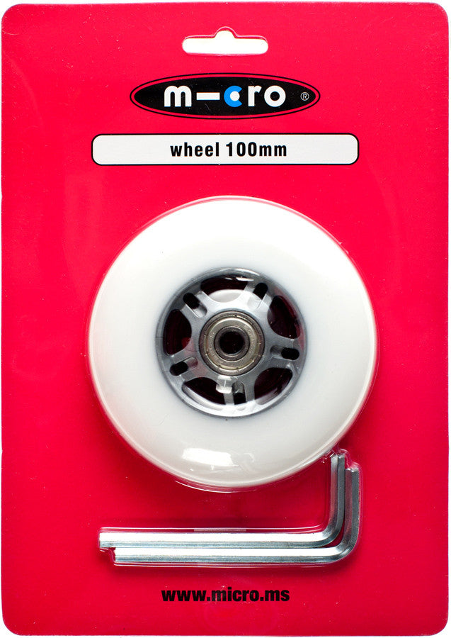 MICRO MX Wheel 100mm Plastic Core