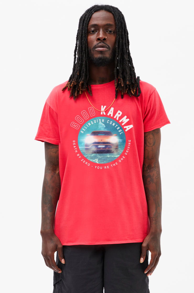 GOOD KARMA - Crew & V Neck