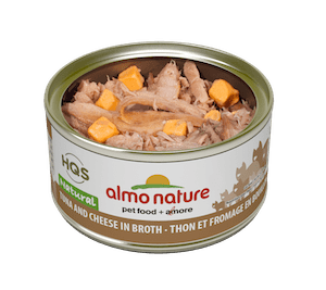 Almo Nature Canned Cat Food Pet Cuisine Accessories