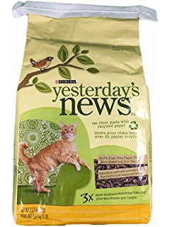 Purina - Purina - Yesterday's News Litter  - Pet Cuisine & Accessories