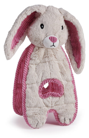Charming Pet - Charming Pet - Cuddle Tugs Bunny - Pet Cuisine & Accessories - 1