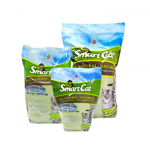 SmartCat - SmartCat - All Natural Clumping Cat Litter  - Pet Cuisine & Accessories