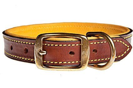 Collar Soft - Collar Soft - Leather Collar  - Pet Cuisine & Accessories