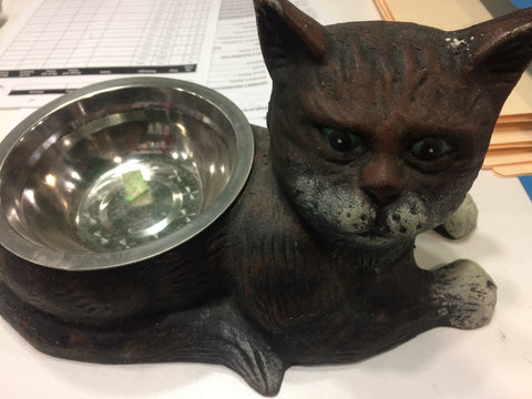 Pet Cuisine & Accessories - Ceramic Cat Dish  - Pet Cuisine & Accessories