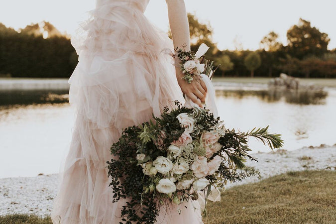 'A Wild Rose' by Wild Hearts Wedding Fair