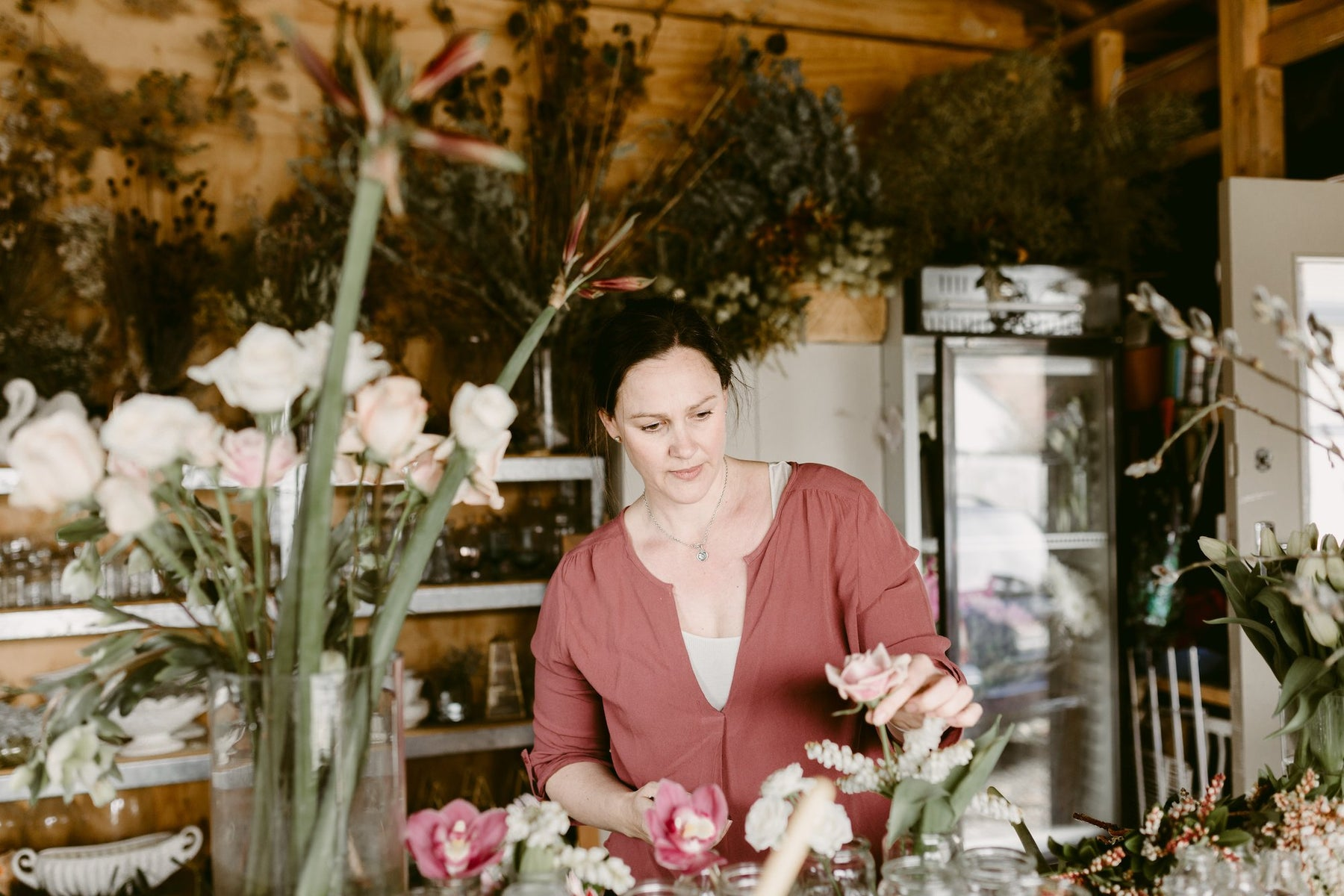 Vendor Feature | The Vase Queenstown - Feathers and Stone