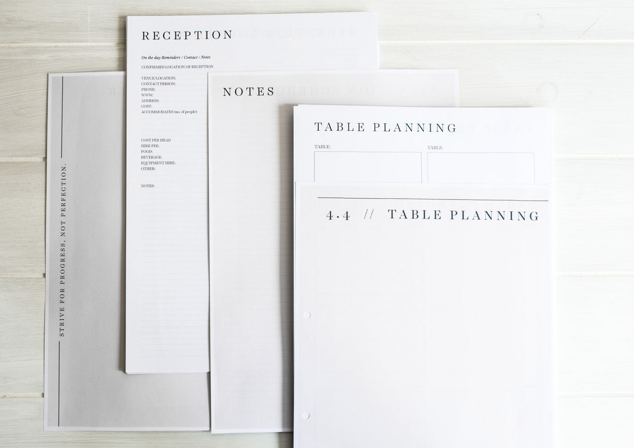 Wedding Planning Book.Wedding Planning Book Spiral Bound Wedding Organiser And The Perfect Engagement Gift