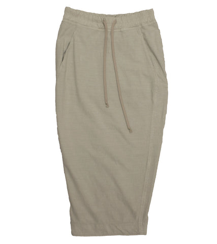 RICK OWENS DRKSHDW - PILLAR SKIRT - COMMON  - 1