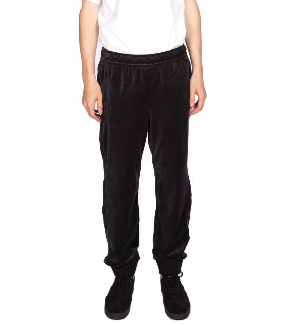 ADIDAS - CHALLENGER VELOUR TRACK PANTS