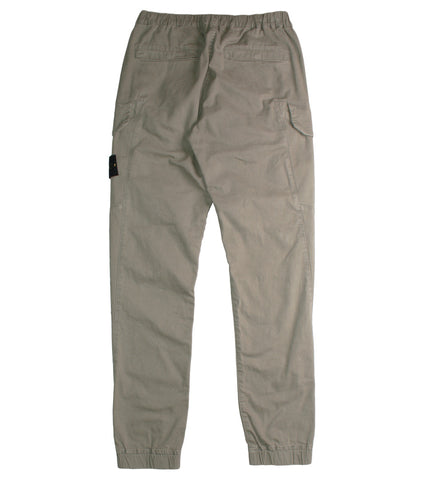 STONE ISLAND - CUFF PANTS - COMMON  - 2