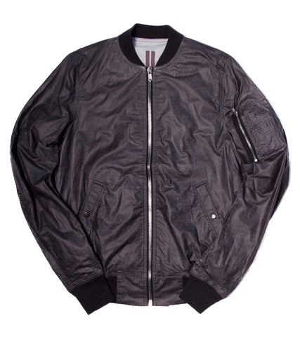 RICK OWENS DRKSHDW - FLIGHT JACKET