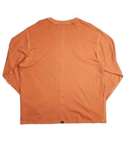 MR. COMPLETELY - LONG SLEEVE POCKET TEE - COMMON  - 2