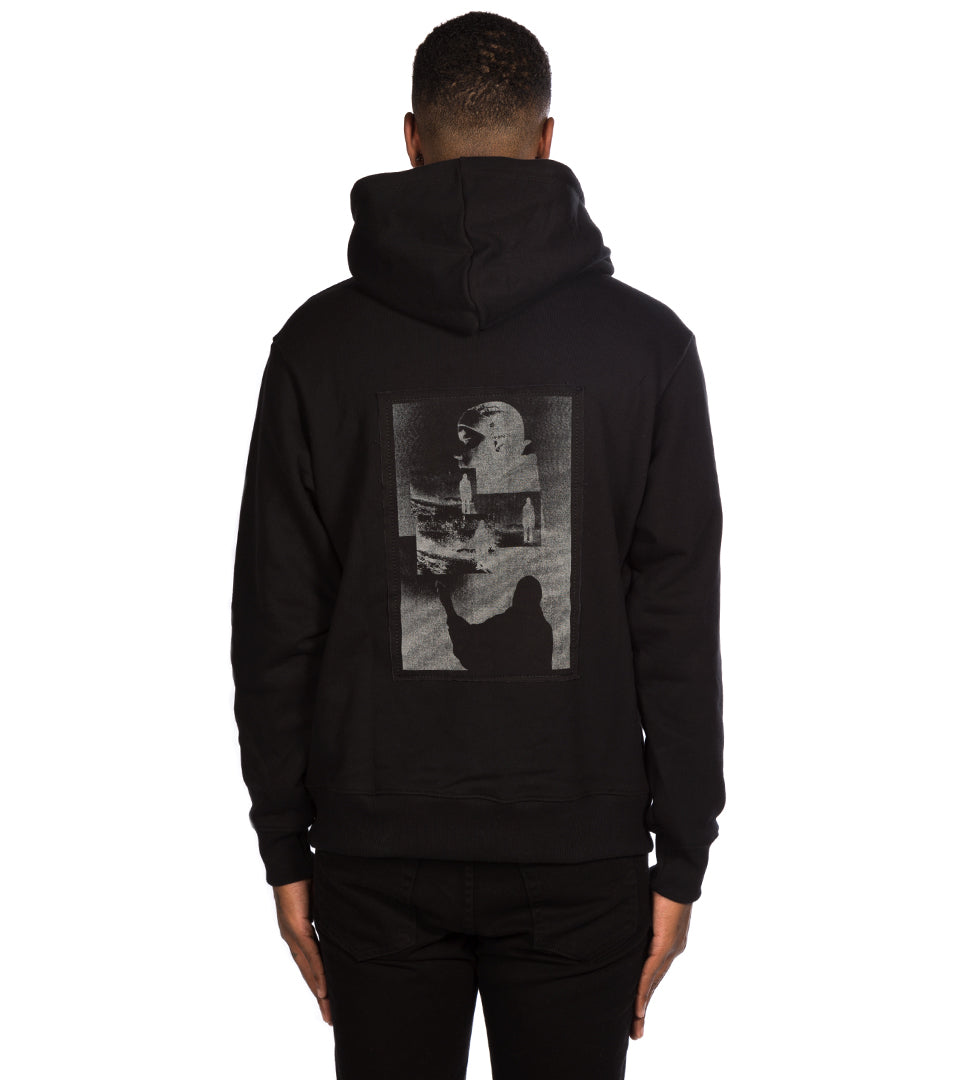 424 - MVP Patch Hooded Sweatshirt