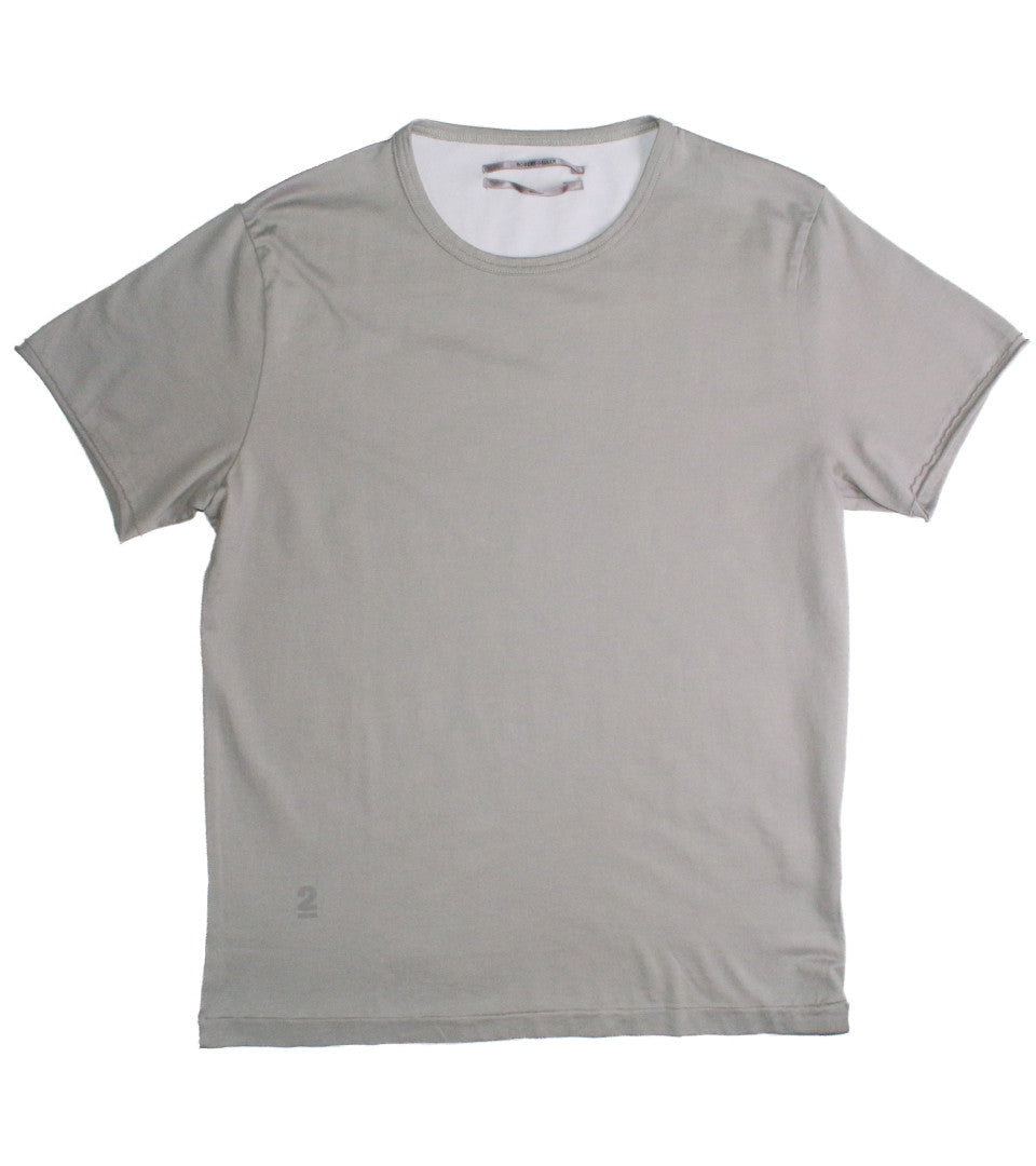 ROBERT GELLER - BLOCK TEE - COMMON  - 1