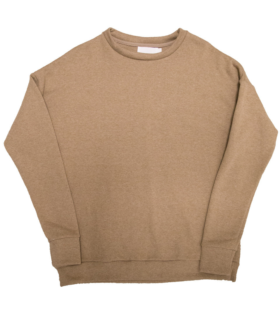 ADYN - DROP SLEEVE SWEATSHIRT - COMMON  - 1