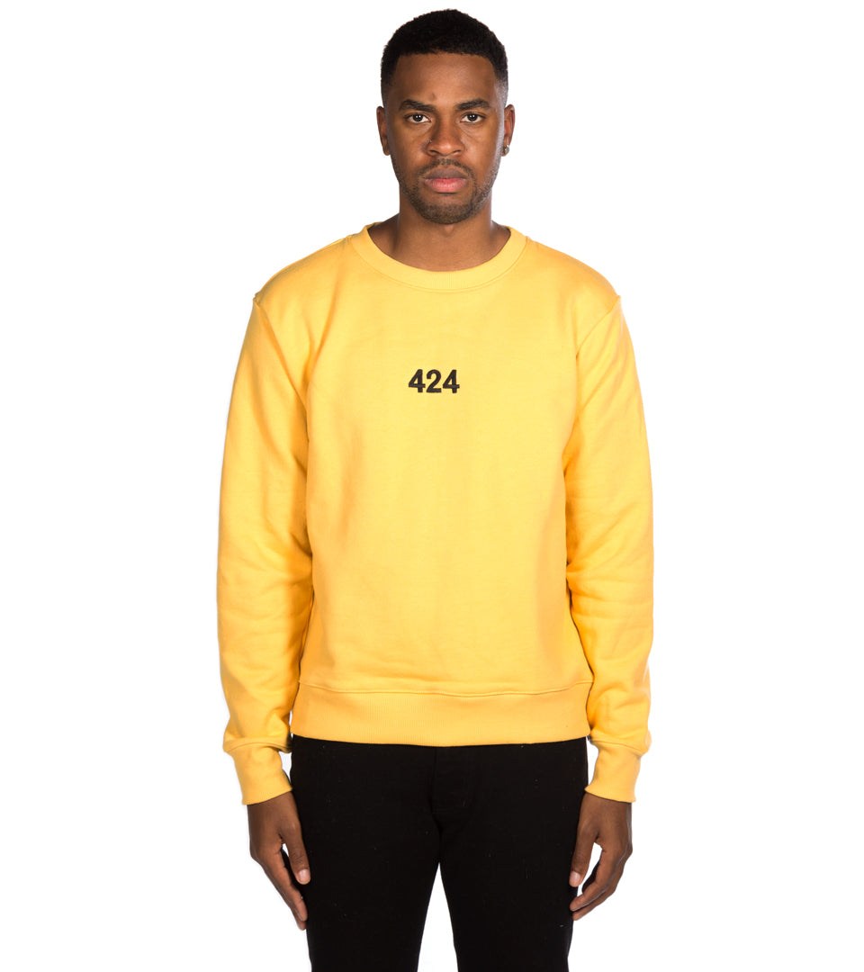 424 - Alias Crewneck sweatshirt