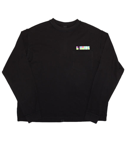 MR. COMPLETELY - LONG SLEEVE POCKET T