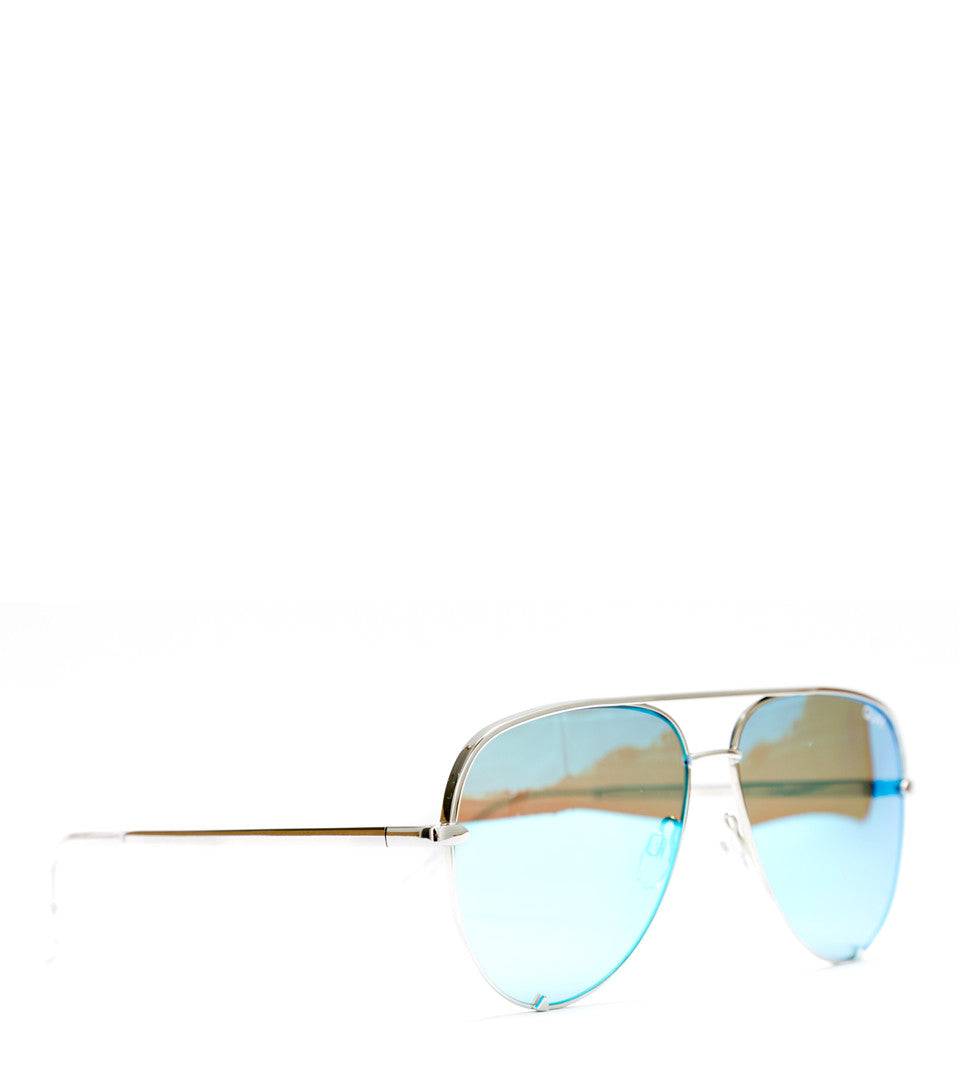 QUAY SUNGLASSES - High Key