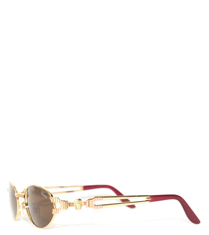 cafd3583ebe VINTAGE FRAMES - CHARME 7535 207 SPECIAL EDITION FLASH GOLD