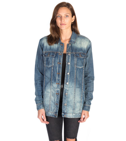 BLUE MAIDEN ALL STAR JACKET