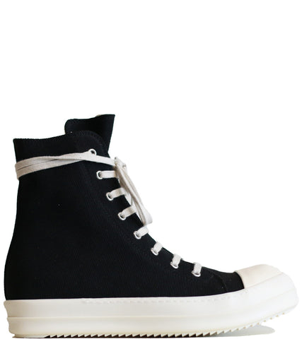 RICK OWENS DRKSHDW - CANVAS SNEAKERS - COMMON