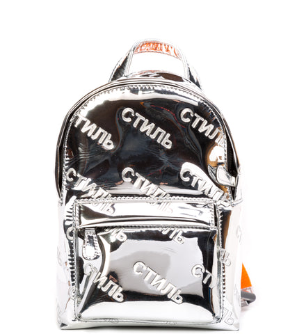 MINI MIRROR BACKPACK