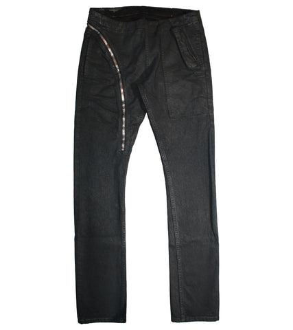 RICK OWENS DRKSHDW - AIRCUT DENIM PANTS - COMMON  - 1
