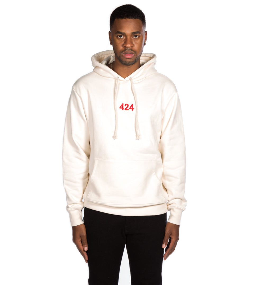 424 - Alias Hooded Sweatshirt